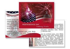 Celebrating Freedom Template