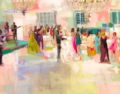 | Teil Duncan | having Teil Duncan come to my wedding and live paint my reception would be a dream!