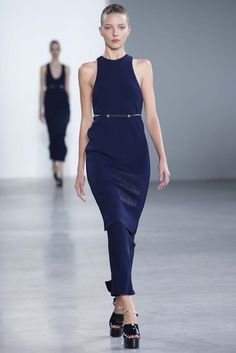 Calvin Klein Collection RTW Spring 2015 - Slideshow - Runway, Fashion Week, Fashion Shows, Reviews and Fashion Images - WWD.com