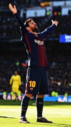 La mejor foto de Messi