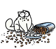 Simon's Cat - Creators' Stickers