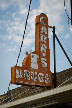Tucker, Georgia. Vintage Pharmacy