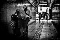 Silence of Silence   Urban Street Photography