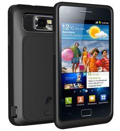 Custodia con batteria per Samsung Galaxy S2 by PowerSkin