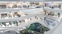 amazing malls interior - Google Search