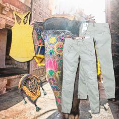 www.40weft.com #holidaylook #40weft #SS2014 #holidaytips #india #travel #befree #golook #womenfashion #top #tassels #fashionblogger #fashion #repin
