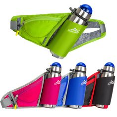 Unisex Outdoor Running Sports Water Bottle Holder Belt Bag Waist Bag Backpack For Key Stuff Waist Pack Hiking Pockets Bags -in Running Bags from Sports & Entertainment on Aliexpress.com | Alibaba Group