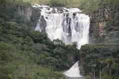 Cachoeira de salto corumbá GO