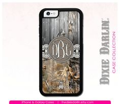 Dixie Darlin' iPhone 6 Case Lace Monogram iPhone 5s Phone Case by ...