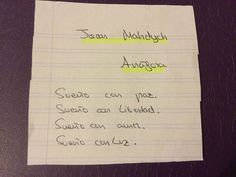 Joan Mahdych 2C