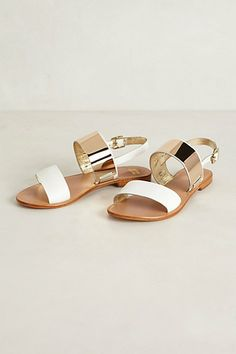 sandals from Anthropologie.