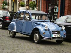 """Das Ende - the """"duck"""" - this beautifully, ugly car was everywhere in Germany. I loved them."""