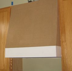 How to build a Range Hood - Almost done