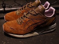 "mita sneakers x Asics GT-Cool Xpress ""Lotus Pond"" - EU Kicks: Sneaker Magazine"