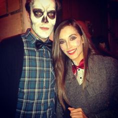 #me #my #friend #halloween #saw #party #funny #pinterest ♥♥♥