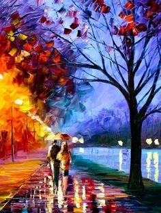 Wonderful colors
