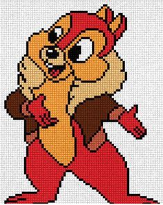 Xmas Cross Stitch, Cross Stitch Baby, Cross Stitch Animals, Cross Stitch Embroidery, Disney Cross Stitch Patterns, Cross Stitch Designs, Plastic Canvas Crafts, Plastic Canvas Patterns, Disney Stich