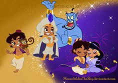 Aladino cancion del genio latino dating