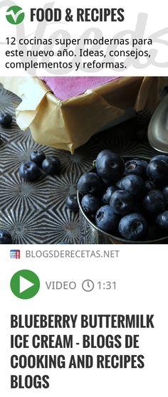 Blueberry Buttermilk Ice Cream - blogs de cooking and recipes blogs | http://veeds.com/i/6w1rbfln8grr9RJg/jummy/