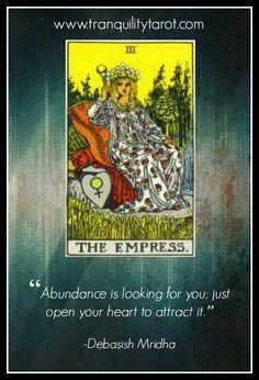 The Empress - Abundance