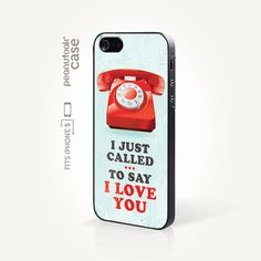 iPhone 5 hard plastic case Music inspired case by PeanutoakCase, $18.99