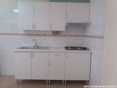 SENHOR FAZ TUDO - Faz tudo pelo seu lar !®: Montagem de uma cozinha basic do Leroy Merlin no S...