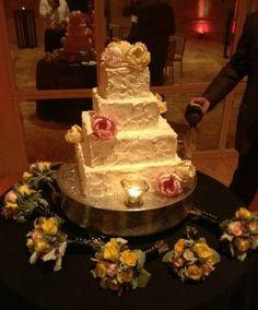 Reception Cake Picture