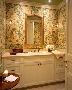 Seacliff Southern - traditional - bathroom - san francisco - Kendall Wilkinson Design