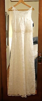 Mod-Cloth-BB-DAKOTA-When-The-Big-Day-Comes-Ivory-Lace-Gown-Size-8-New-With-Tags
