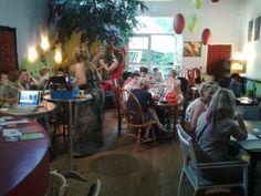 Pinterest workshop door Celeste Booms van www.care-media.nl