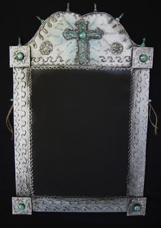 Mexican Tin Style Chalkboards ~ Kitchen Chalkboards