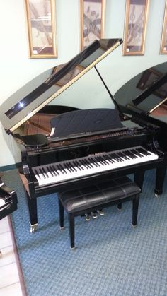 "D. H. Baldwin 5'8"" grand piano...purchased in 1989 and sounds better every year."