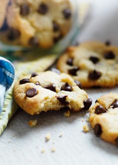 Chocolate Chip Cookies Recipe. Take a look at our recipe and follow our step-by-step guide to make these delicious Carnation chocolate chip cookies.   The Carnation Condensed Milk in our classic cookies recipe makes them crunchy on the outside and soft and chewy in the middle. Mmmmm….