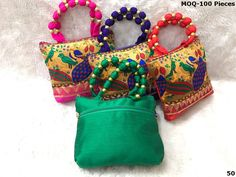 Ethnic #trendy #stylish #beautiful# wedding#designer bags & clutches at #reasonable prices from exclusive range of imported bags,potli bags,ethnic bags,box clutches,digital print bags,designer handbags (all physical stock available) we supply to wholesalers,shopkeepers,boutiques,export houses,exhibitors etc(whats app at +91-8882376001 Or email at :- craftstagesinternational@gmail.com) #Potli Bags #Boxclutch #Slingbag #Ethnicbags #Importedbags #Digitalprint bags #Batwa Bags #Gift Pouches.