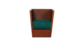 """U Chair by """"OSISU""""  Thai Green Product."""