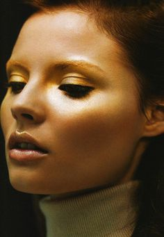"lelaid: "" Magdalena Frackowiak by Nathaniel Goldberg for Vogue Japan, January 2009 "" mom"