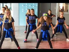 Justin Bieber - What do you mean - EASY warming-up dance fitness choreography - YouTube