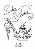 Vintage Victorian Shoe Digital Stamp Printable Download SO CHIC ...