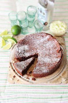 Cheesecakes, Cake Recipes, Dessert Recipes, Sweet Recipes, Cupcake Cakes, Cupcakes, Lime Cake, Flourless Chocolate Cakes, Chocolate Chocolate