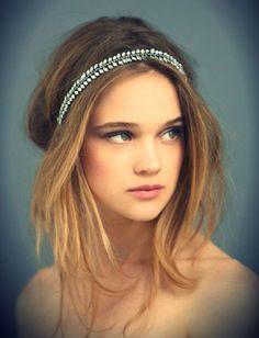 Os Achados | Beleza | Penteados com headbands