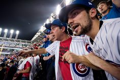 The Chicago Cubs are the World Series Champs