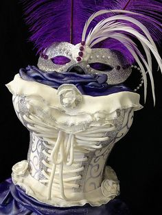 Corset Front by Cake Desire Gold Coast, via Flickr