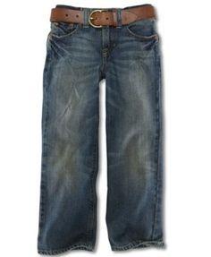 Polo Ralph Lauren Big Boys Hampton Straight Stretch Jeans Kids - Jeans -  Macy s 341b9a77b