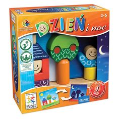 Buy Smart Games Day and Night Wooden Brainteaser from BrightMinds. Leading UK Online Educational Kids Gifts and Childrens Toy Shop for Smart Games Day and Night Wooden Brainteaser Little Games, Games For Kids, Cycle 1, Logic Games, Adventure Games, Diy Games, Thinking Skills, Wooden Puzzles, Educational Games