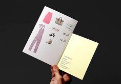Graphic Design: Margarida Borges's chic design for fashion label Sita Murt