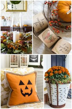 Best of Fall Decorat