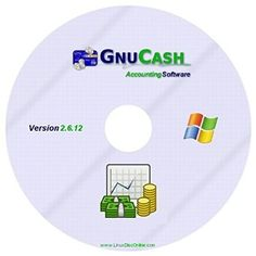 GNUCash Accounting Software for Microsoft Windows - Professional Accountant - Quicken Alternative on CD, 2016 Amazon Hot New Releases Accounting & Finance  #Software