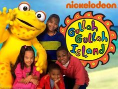 """""""Come And Let's Play Together In The Bright Sunny Weather, Let's All Go To Gullah, Gullah Island!"""""""