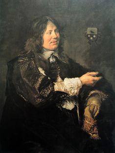 Stephanus Geraerdts. Hals. 1650-1652. Oil on canvas. 115 x 87 cm. Koninklijk…