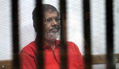 """شبکه الکوثر محمد مرسی به 3 سال زندان محکوم شد: قاهره- الکوثر: محمد مرسی رئیس جمهور سابق مصر در پرونده """" توهین به قضات"""" به 3 سال زندان محکوم…"""